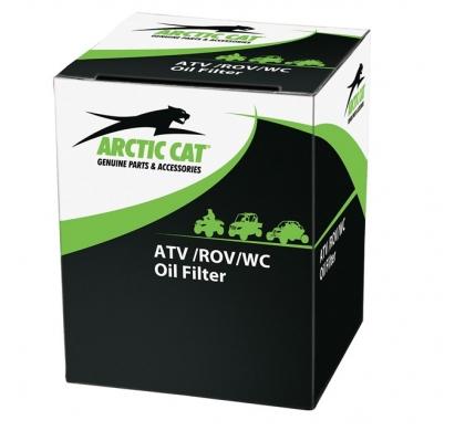Фильтр масляный двигателя Arctic Cat