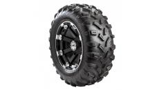 """393/Trailfinder 14"""" Wheel/Tire Kit"""