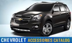 Аксессуары Chevrolet