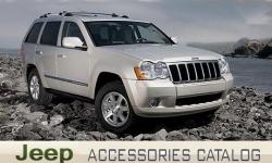 Аксессуары Jeep