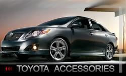 Аксессуары Toyota