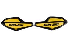 Защита рук Can-Am Чёрно-Желтая