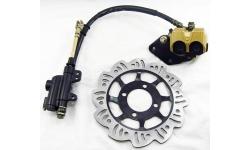 Тормозная система для квадроциклов Can-Am