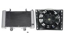 Система охлаждения для квадроциклов Can-Am