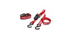 Tie-down Ratchet Straps - Red