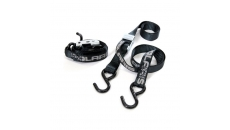 Tie-down Rachet Straps - Black