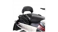 IQ Snowmobile 2-UP Touring Kit - Black