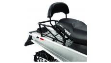 IQ Snowmobile 2-UP Seat Passenger Grip Heater Kit - Black