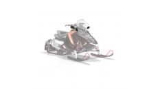 AXYS® Snowmobile Mirrors - Black
