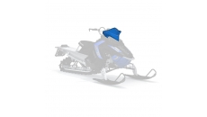 AXYS® Mountain Mid Windshield- Blue