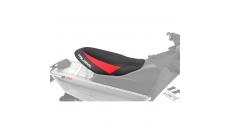 Indy Premium Seat - Black/Red