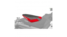 Flatland Premium Seat - Black/Red