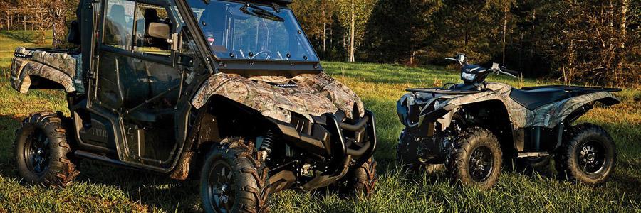 аксессуары для квадроциклов Yamaha ATV